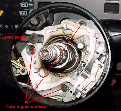 Col on Gm Tilt Steering Column Diagram